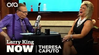 Theresa Caputo Opens Up On Rare Gifts & Shares It With Our Studio Audience