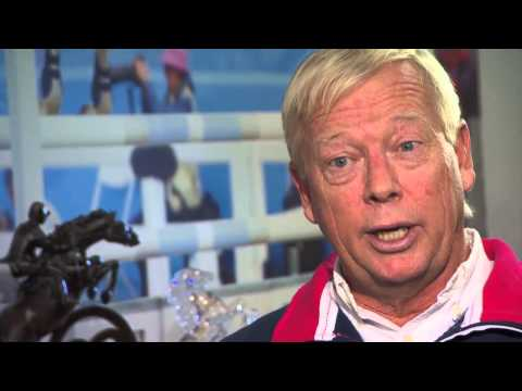 Showjumping - Rob Hoekstra Interview 2013