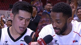 Best Players: Carl Bryan Cruz and Mike Harris | PBA Governors' Cup 2018 Finals