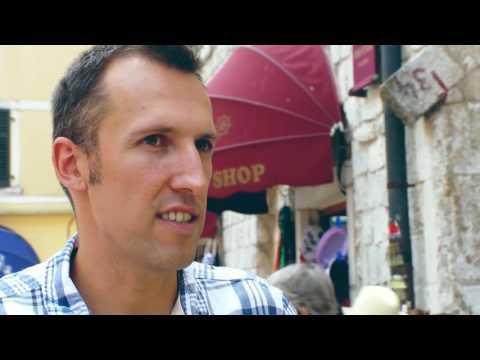 Gost Igor Majer prvi crnogorski Ironman i triatlonac