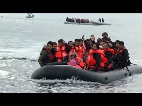 Migration: Obergrenze für Flüchtlinge 2018 unterschri ...