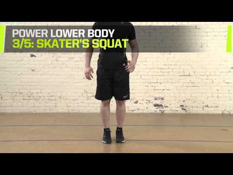 The Program Hockey Training: Forwards Power Lower Body Drills