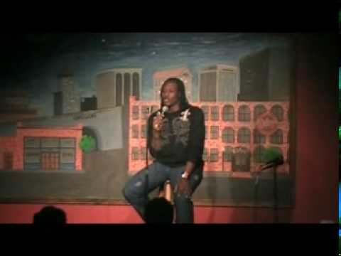 Dion Lack at Dayton Wiley's Comedy Club