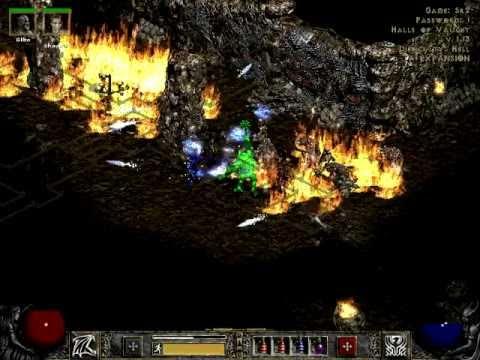 PhoenixStriker Nihlathak run
