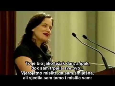 Gianna Jessen - Queen's Hall Melbourne speech 2008