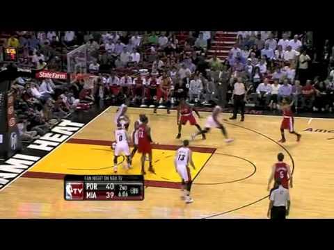 Portland Trail Blazers 105 – Miami Heat 96