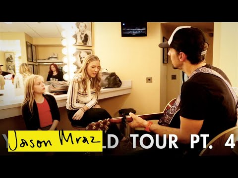 """I Won't Give Up"" With Lennon & Maisy In Nashville 