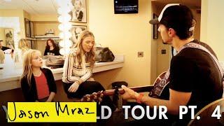 """Jason Mraz - """"I Won't Give Up"""" with Lennon & Maisy in Nashville ['YES!' World Tour - Pt. 4]"""
