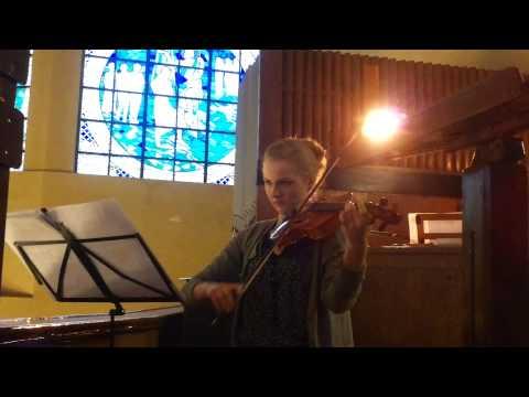 Schubert - Ave Maria - Skrzypce