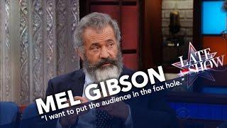 "Video Mel Gibson's New War Movie Aims To ""Show What Our Veterans Go Through"" MP3, 3GP, MP4, WEBM, AVI, FLV April 2018"