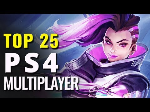 Top 25 Best PS4 Multiplayer Games