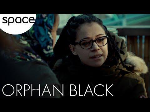 Orphan Black - Season 5: Cosima meets P.T. Westmorland