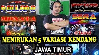 Video Menirukan Variasi 5 Tukang Kendang Jawa Timur MP3, 3GP, MP4, WEBM, AVI, FLV Desember 2018