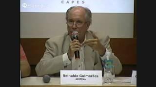 """Seminário de Comemoração dos 40 anos do PPGSC-IMS/UERJ. Mesa """"Perspectivas futuras da Saúde Coletiva"""". Coordenação:..."""