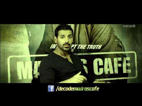 John's Facebook Invitation | HD | Madras Cafe