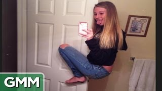 The 26 Craziest Selfies on the Internet