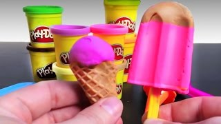 Video Play Doh Ice cream cupcakes playset playdough by Unboxingsurpriseegg New shorter version MP3, 3GP, MP4, WEBM, AVI, FLV Desember 2017