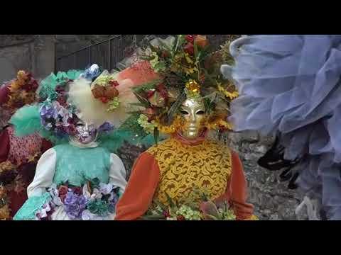 """""""Giù la maschera"""", nuove disposizioni per i carnevali aretini"""