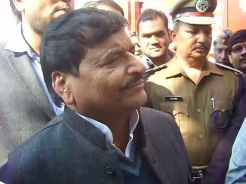 Video कैबिनेट मंत्री शिवपाल सिंह यादव के किया जिला जेल का निरीक्षण download in MP3, 3GP, MP4, WEBM, AVI, FLV January 2017