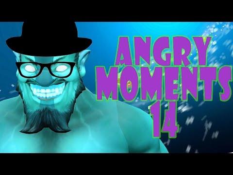 Dota 2 Angry Moments 14