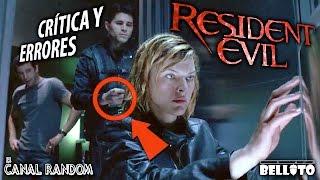 Video Errores de películas Resident Evil (2002) Review Crítica y Resumen WTF PQC download in MP3, 3GP, MP4, WEBM, AVI, FLV January 2017