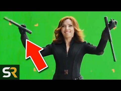 10 Marvel Bloopers You Haven't Seen From Fun Superhero Actors!