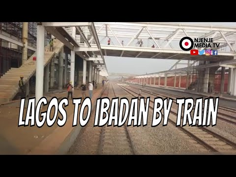Lagos To Ibadan By Train | Rail Is Coming Back To Nigeria