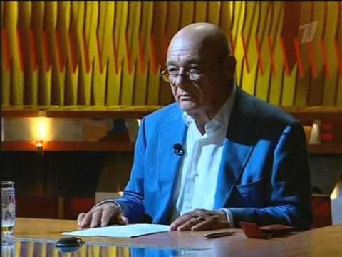 Жириновский в программе «Познер»