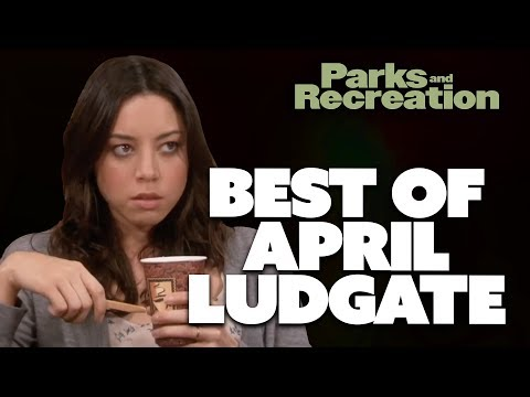 Best of April Ludgate | Parks and Recreation | Comedy Bites