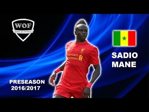 SADIO MANE | Liverpool | Goals, Skills, Assists | 2016/2017 (HD)