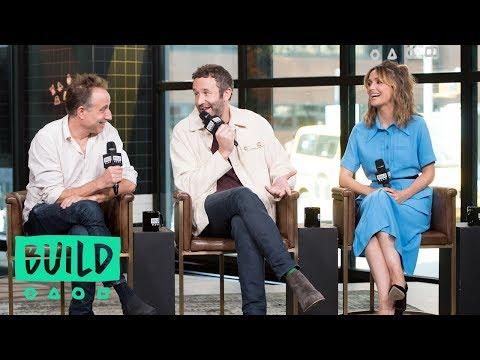 """Rose Byrne, Chris O'Dowd & Jesse Peretz Chat """"Juliet, Naked"""""""