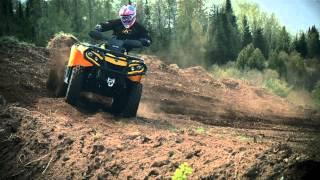 6. ATV Test Ride: 2012 Can-Am Outlander 1000 XT