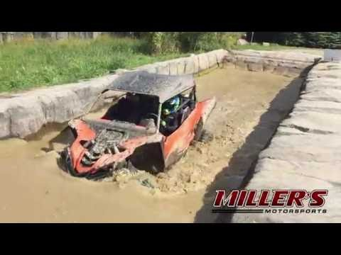 YXZ1000R with Yamaha Gear Reduction Kit (Jeep Course) - Miller's Motorsports