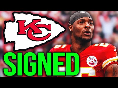 Le'Veon Bell Signs with the Kansas City Chiefs!