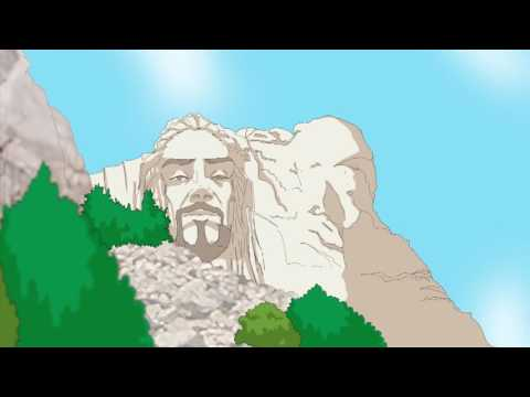 Snoop Dogg- Mount Kushmore feat. Redman, B-Real, & Method Man (Animated Video)