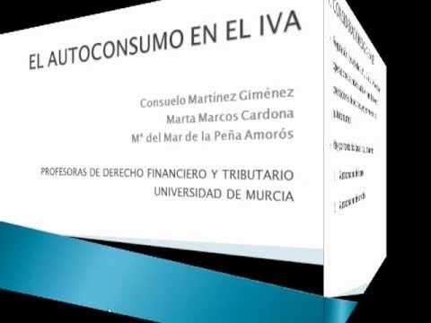Autoconsumo en el IVA
