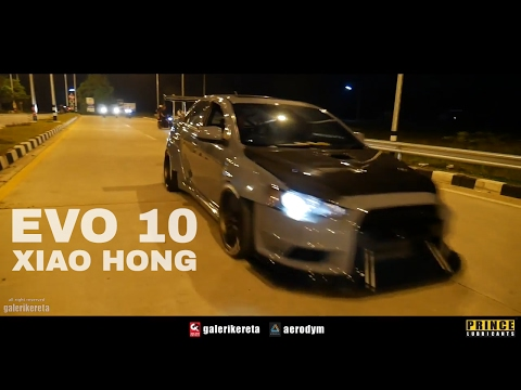 Proton Inspira FULL Convert EVO 10 4WD Full Video