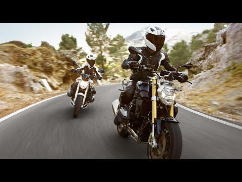 Vídeos de la BMW R 1200 R ABS