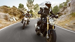 9. The new BMW R 1200 R