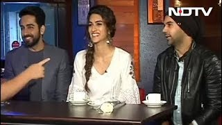 Nonton  Bareilly Ki Barfi  Stars Reveal Secrets About Themselves Film Subtitle Indonesia Streaming Movie Download