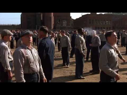 WATCH: How Shawshank would have looked with the Full House Theme song
