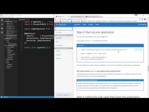 Learn MEAN Stack By Building A ToDo App - Client Side Setup \u0026 Bower