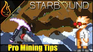 In this episode, we take a look at many different mining tips like using a flare to spot ore and we talk about some of the most ...