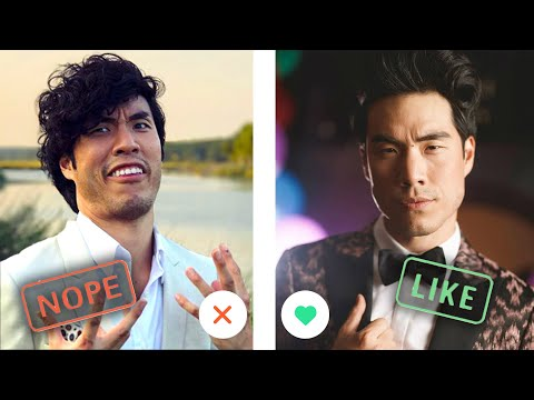 The Try Guys Make Tinder Profiles