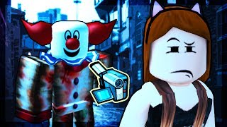 CREEPY CLOWN RECORDS US!!! HE WON'T STOP FOLLOWING US!!  (Roblox Roleplay)► SUBSCRIBE: http://bit.ly/GoldenGlareEnjoy & remember to like, favourite and subscribe to support me, thanks for watching!-------▼ Find Me!Twitter: https://twitter.com/GoldenGlare_Facebook: https://www.facebook.com/GoldenGlareYT/Instagram: https://instagram.com/GoldenGlare_Merchandise: http://shop.spreadshirt.com/ItsFunneh/-------▼ Credits!KREWFunneh - http://bit.ly/FunnehRainbow - http://bit.ly/PaintingRainbowsDraco - http://bit.ly/DraconiteDragonLunar - http://bit.ly/LunarEclispeMUSICMusic is by Kevin MacLeodhttp://incompetech.com/Please Ignore or flag spam, negative comments. We're here to have a good time. Thanks everyone, and enjoy! ♡