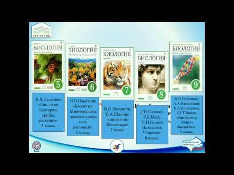 Организация познавательной деятельности учащихся на уроках биологии в свете ФГОС