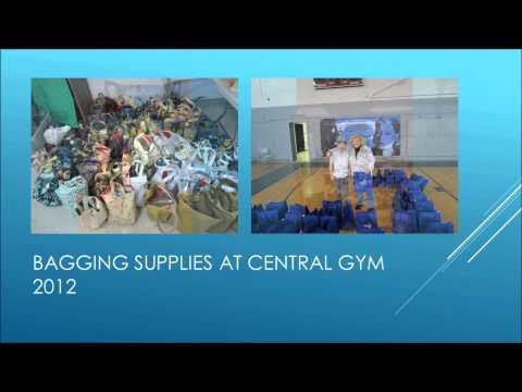 RSVP Supplies for Seniors 2009 - 2014