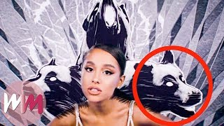 Top 5 References You Missed in Ariana Grande's God is a Woman Video