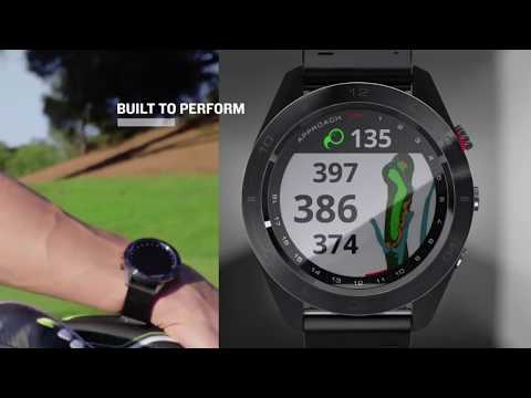 Garmin Approach S60 GPS Golfhorloge | Golf Only