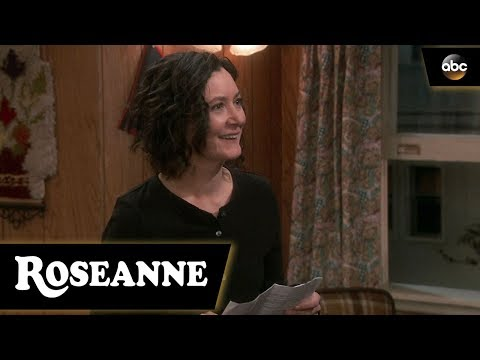 David and Darlene Reunite - Roseanne